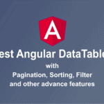 7 Best Angular DataTables with Pagination, Sorting and Filter